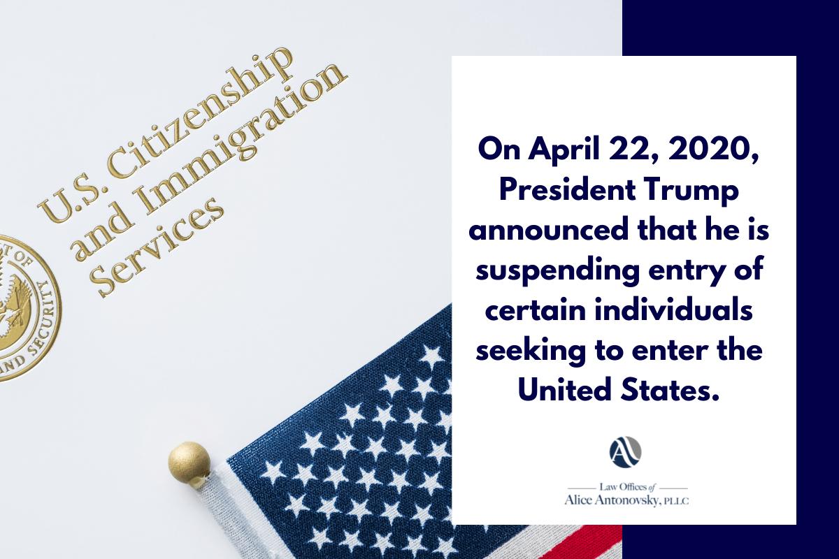 trump immigration suspension