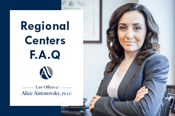 EB-5 Visa Regional Center F.A.Q