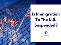 US immigration suspension