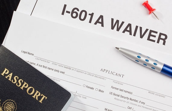 Immigration Law: I-601A Waiver