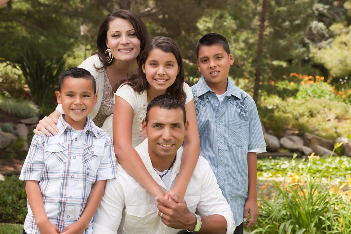 Family Reunited With an Unlawful Presence Waiver