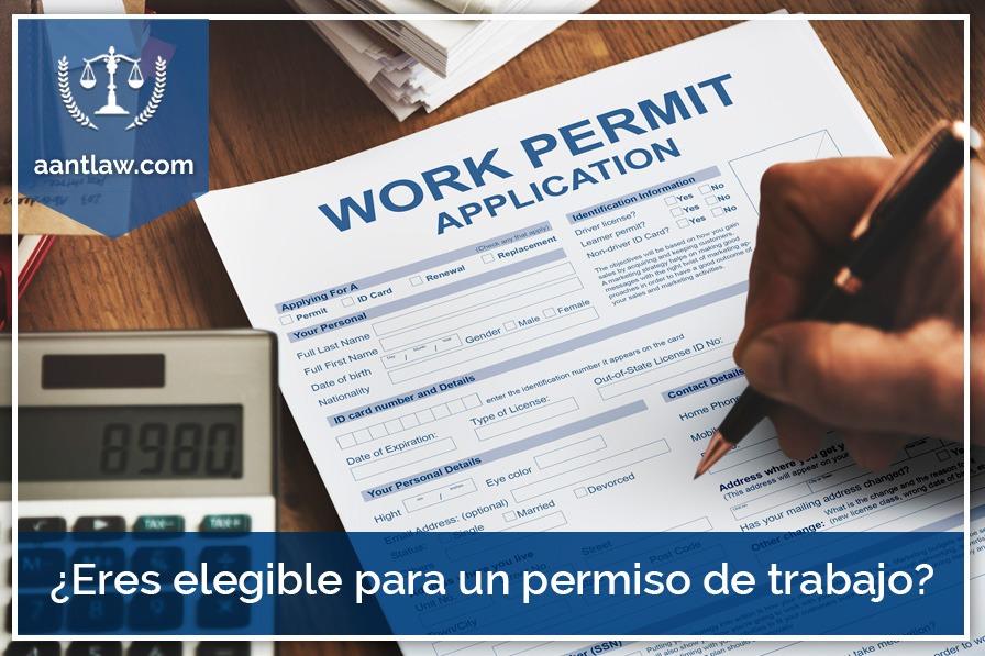 permiso de trabajo