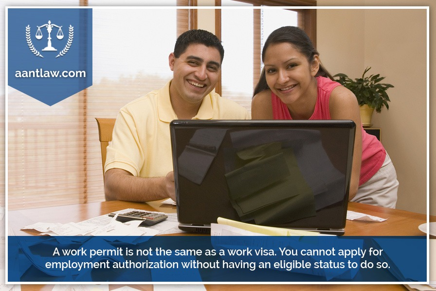 are you eligible for a work permit?