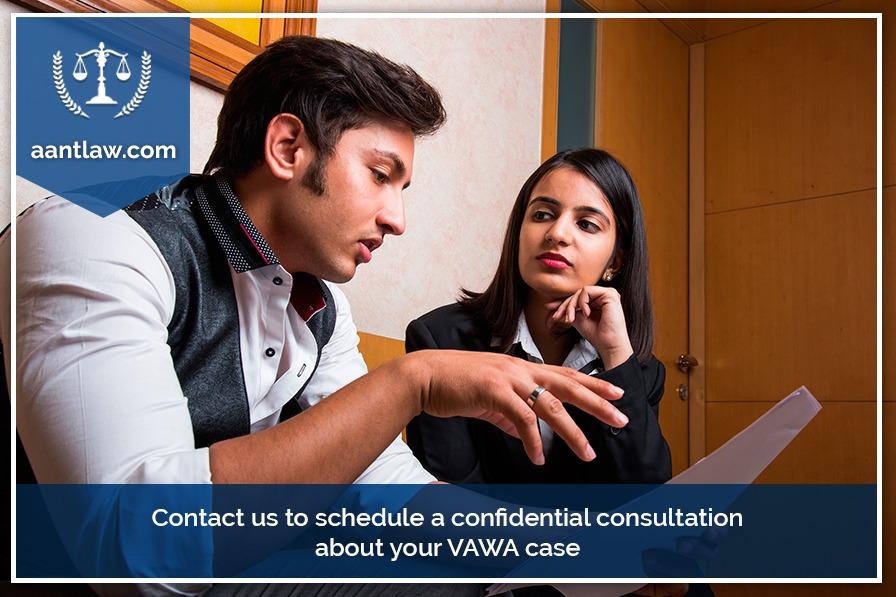 vawa consultation