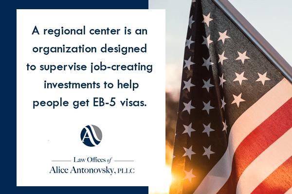 eb-5 regional centers