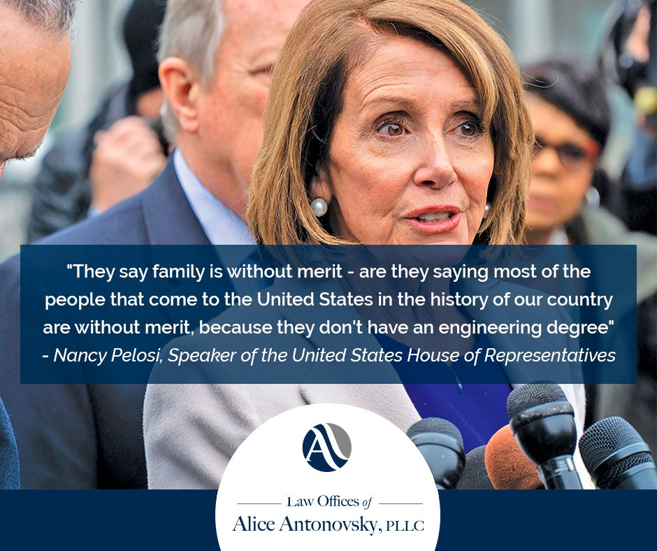 pelosi on immigration