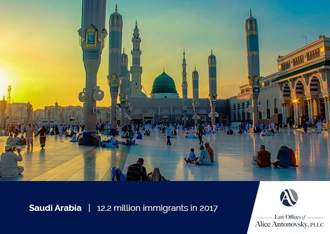 saudi immigration