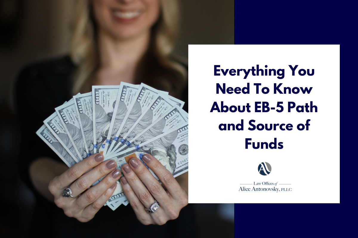 EB-5 Path and Source of Funds: 2 Key Factors Potential Investor Must Know