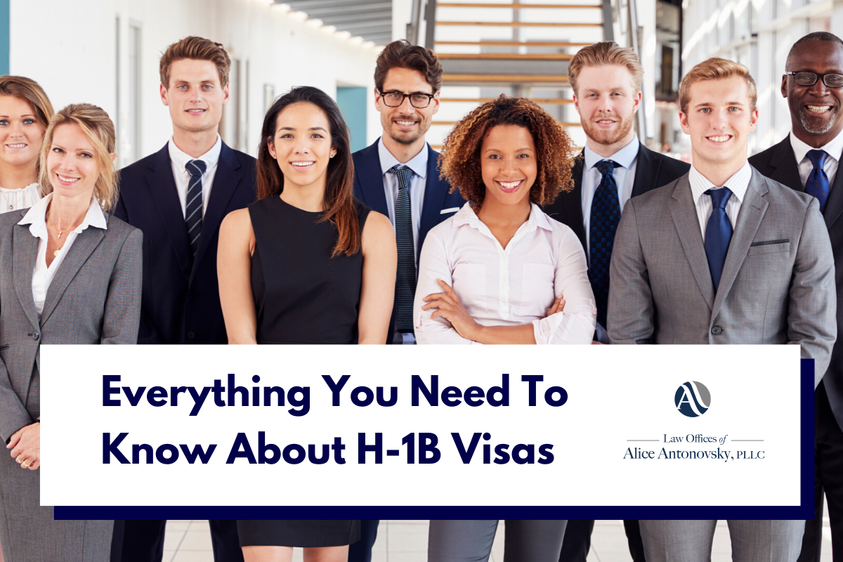 H1B Visa: How to Get it, Documents Needed And How to Apply