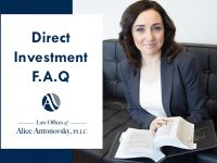 direct investment faq