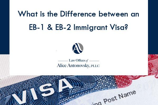 eb1 and eb2 visa