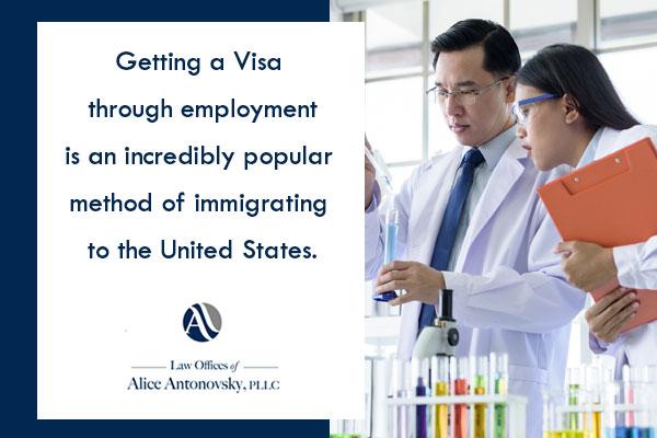 employment visa